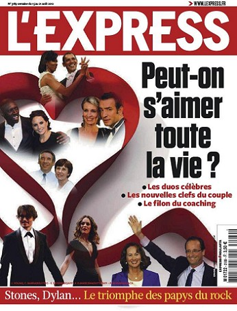 Illustration : L'Express
