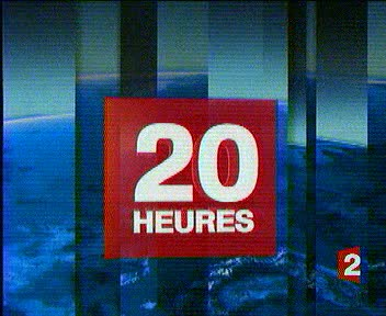 Illustration : France 2 -JT de 20H